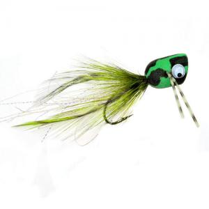 Strike Popper Green