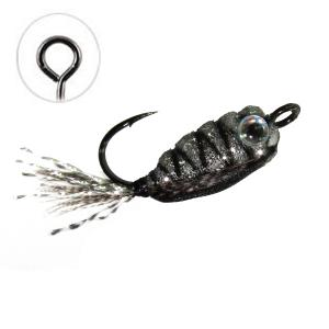 Floating Jig Minnow Silver