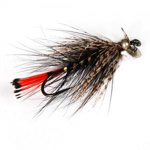 Propeller Streamer Black-Brown