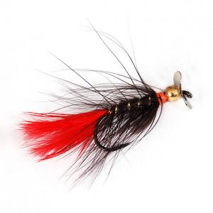 Propeller Streamer Red Tag