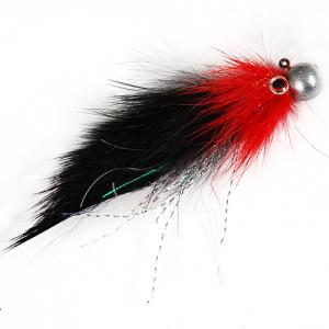 Jig Rabbit Red-Black