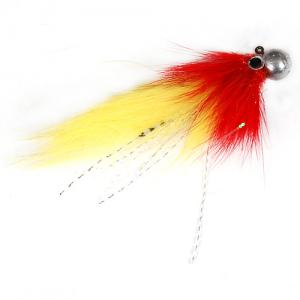 Jig Rabbit Red-Yellow