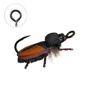 Realistic Jig Beetle Brown