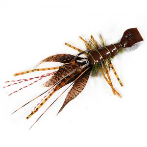 Micro Jig Realistic Strike Crayfish