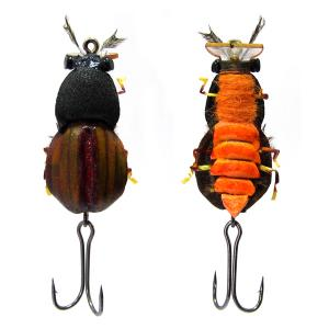 Воблер-Жук Maybug Orange