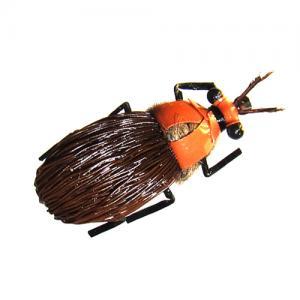 Realistic Beetle Brown