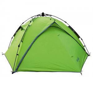 Палатка полуавт. 3-х местная. 2-шаров. NORFIN TENCH 3 3000мм / FG / (70) +190+ (70) Х220х120см / NF