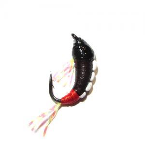 Мормышка безмотылка Shrimp Brown [Коричневая]